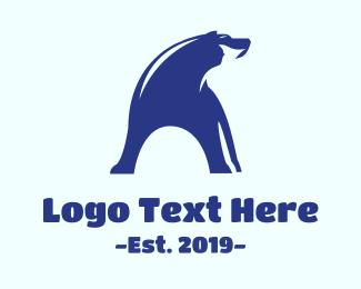 Ice - Ice Bear logo design