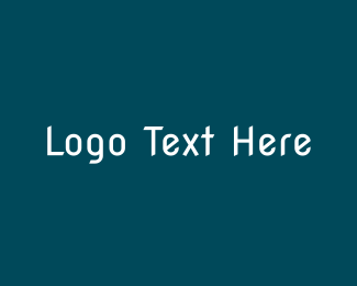 Teen - White & Legible logo design