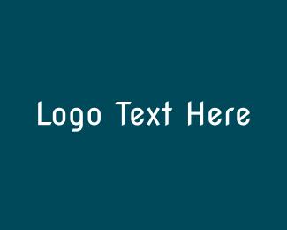 Professional - White & Legible logo design