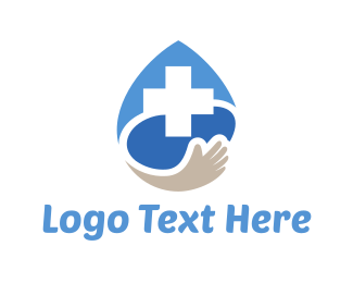 Plumbing - Medical Drop logo design