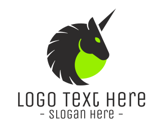 Unicorn - Gaming Unicorn logo design