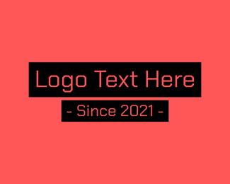 Gaming Clan Wordmark Logo