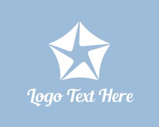 Five Star - Sea Star logo design