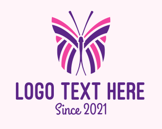 Spa - Butterfly Beauty Spa logo design