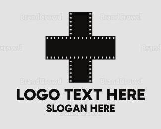 Photo - Photo Negatives logo design