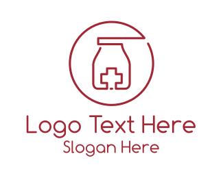 Blood Bank - Medical Blood Donation logo design