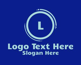 Preschool - Green Preschool Circle Letter logo design