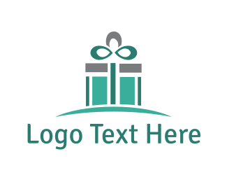 Giveaway - Mint Gift logo design