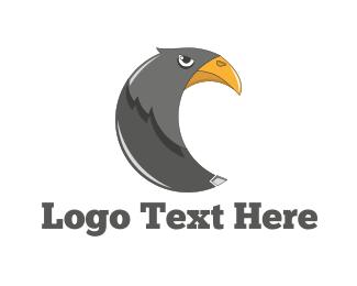 Sports - Eagle Head logo design