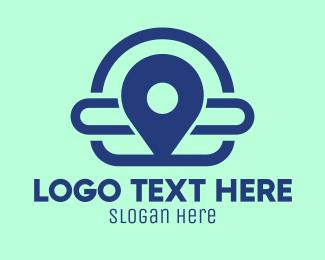 Place - Burger Place Restaurant logo design