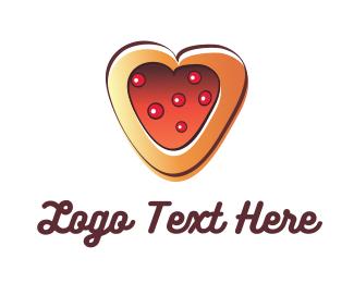 Sexy - Love Berry logo design