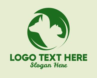 Pet Store - Organic Pet Veterinarian logo design