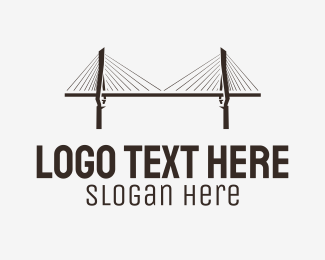 Architecture - Grey Bridge Architecture logo design