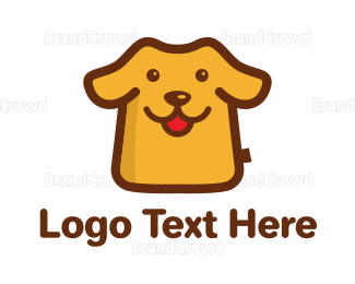 Dachshund - Cartoon Dog logo design