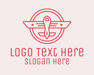 Pilot - Pilot Academy Emblem logo design