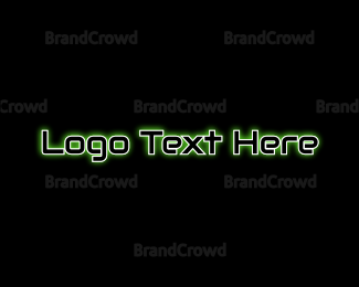 Automotive - Automotive Green Glow logo design