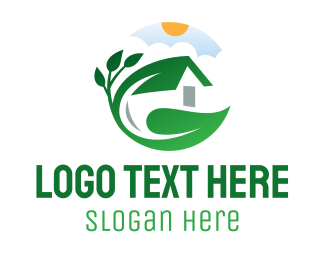 Care - House Lawn Care logo design