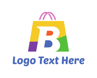 Sale - Shopping Bag logo design