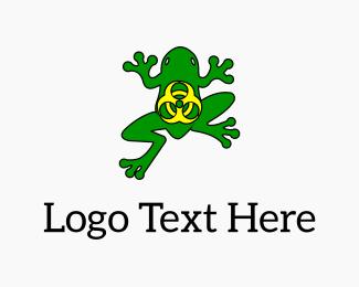 Poison - Poison Frog logo design