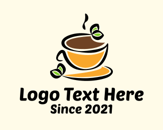 Espresso - Coffee Espresso Outline logo design
