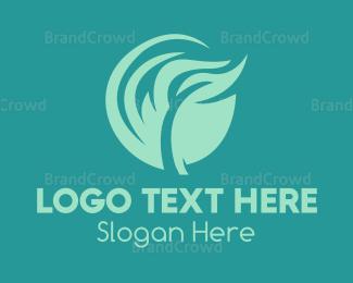 Beauty - Organic Beauty logo design