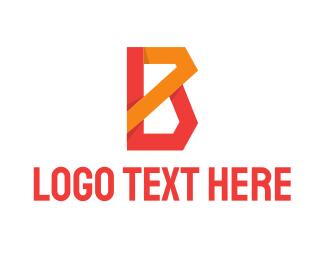 Letter B - Creative Letter B logo design