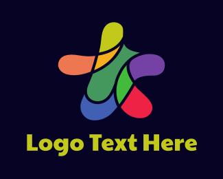 Creative Services - Paint Star logo design