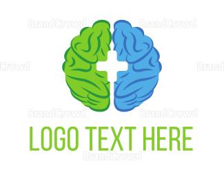 Rehab - Brain Rehab logo design