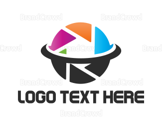 Photography - Space Photography logo design