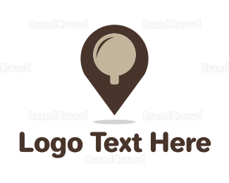 Place - Coffee Place logo design