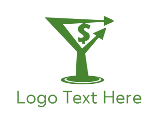 Bill - Money Drink logo design