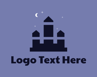 Moonlight - Night City logo design