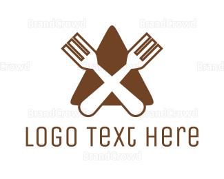 Triangle - Triangle Restaurant logo design
