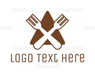 Restaurant - Triangle Restaurant logo design