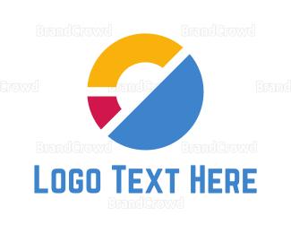 Circle - Abstract Circle logo design