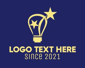"""Lightbulb Star Concept "" by marcololstudio"