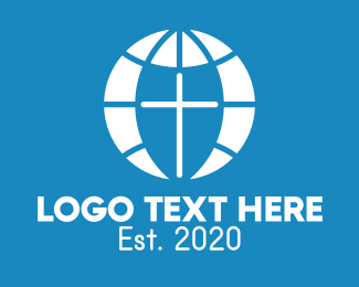 Christian - Global Christian Faith logo design