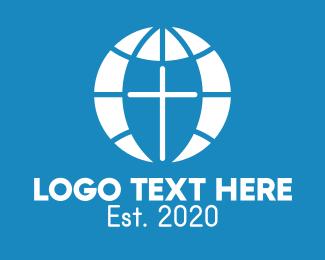 Christian - Global Christian Faith logo design