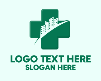 Hospital - Hospital Healthcare logo design