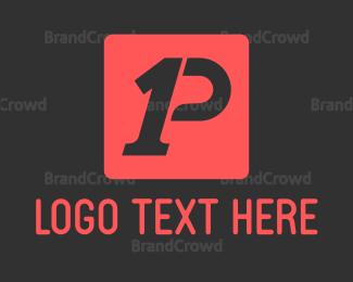 Petroleum - Black Box P logo design