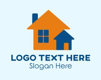 Suburbs - Home Residence  logo design