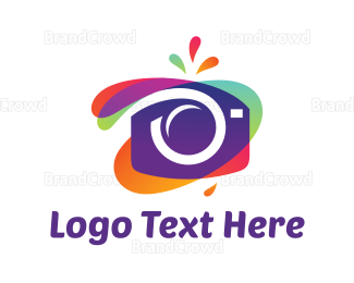 Photography - Abstract Photography logo design