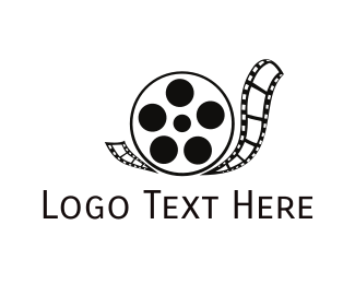 Productions - Snail Reel logo design