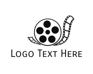 Theater - Snail Reel logo design