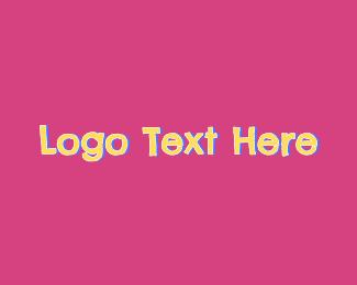 Girly - Cute Girly Wordmark logo design
