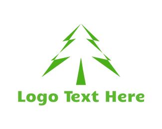 Pine - Pine Tree logo design
