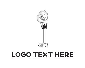 Shoot - Photo Studio logo design