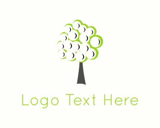 Log - Bubble Tree logo design