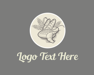 Wheat - Artisan Bakery logo design