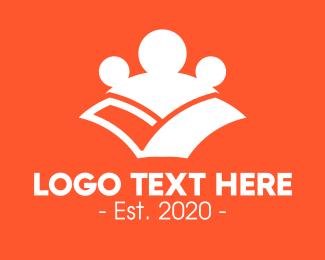 Learning - Community Learning Center logo design